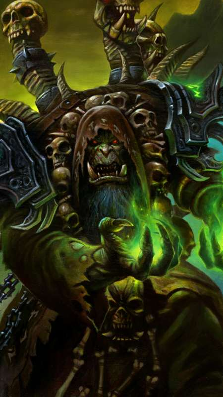 World of Warcraft: Legion Mobile Vertical wallpaper or background