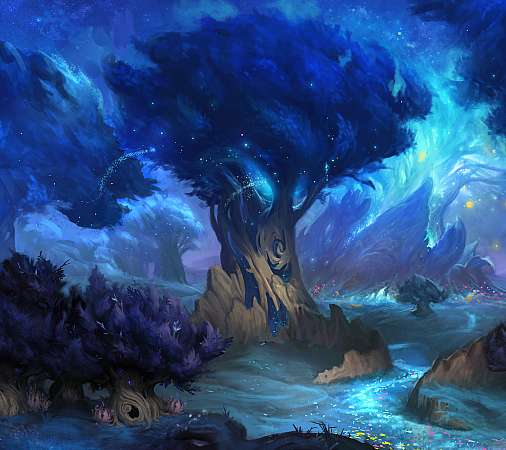 World of Warcraft: Shadowlands Mobile Horizontal wallpaper or background
