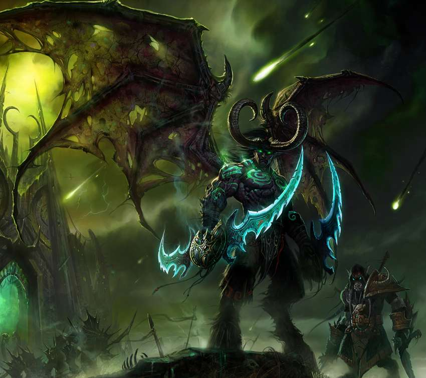 World of Warcraft: The Burning Crusade wallpaper or background