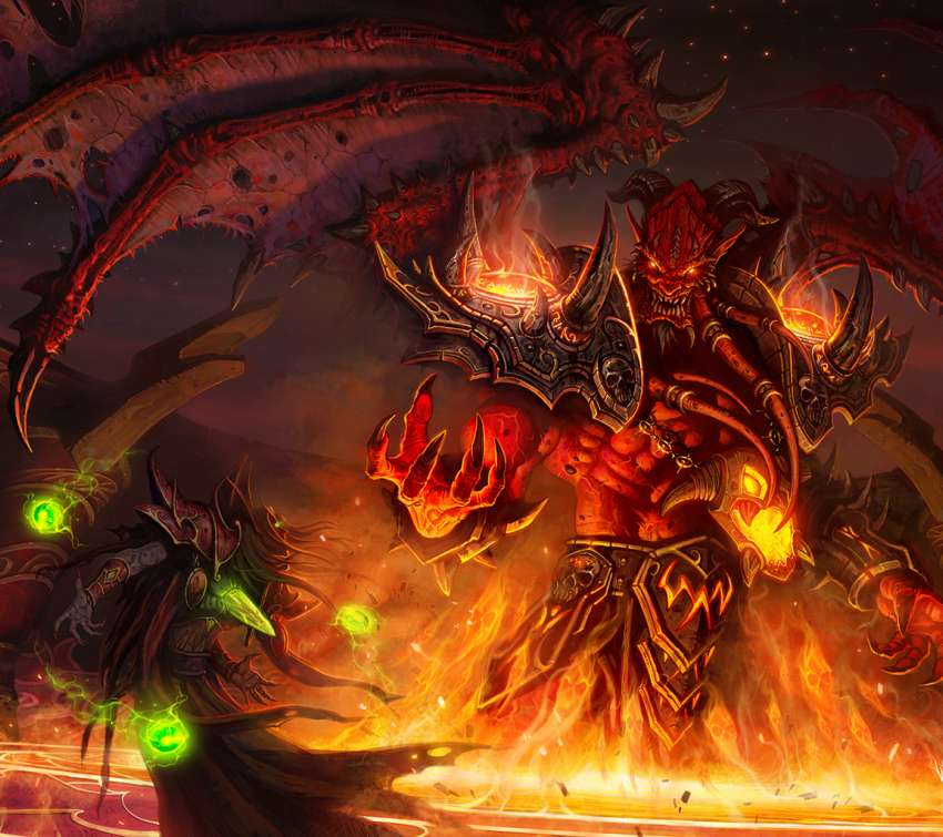 World of Warcraft: The Burning Crusade wallpapers or ...