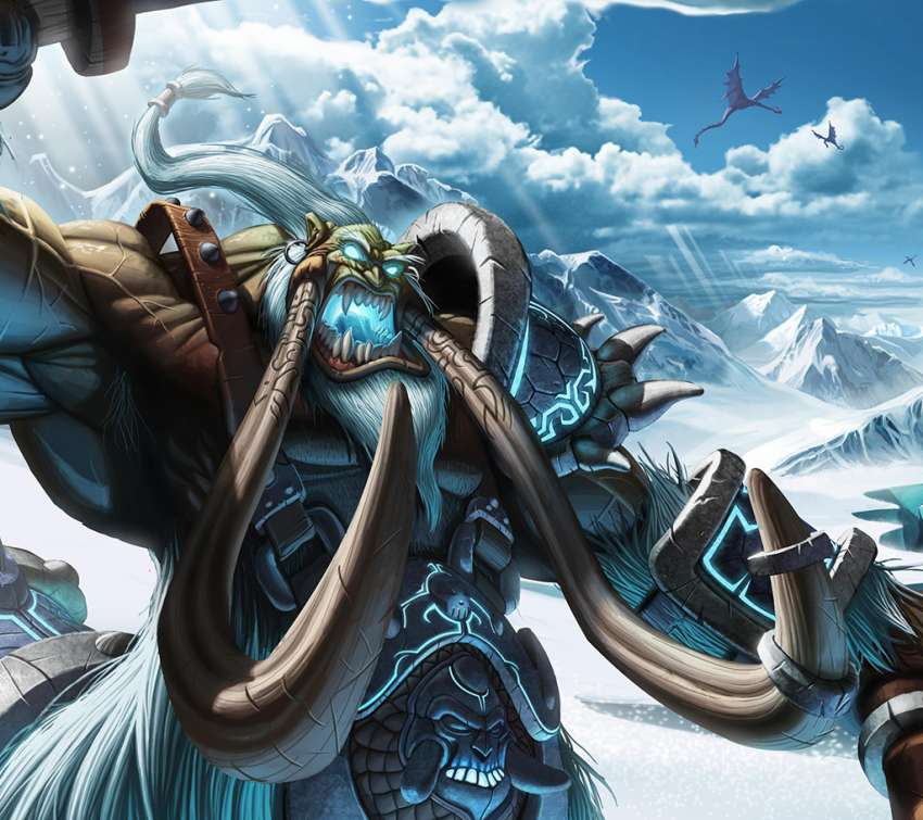 World of Warcraft: Trading Card Game wallpaper or background