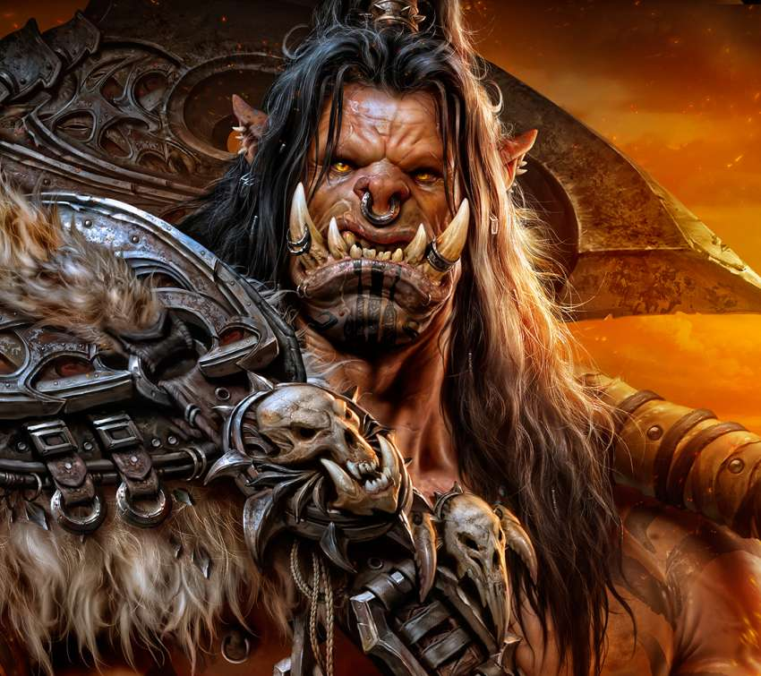 World of Warcraft: Warlords of Draenor wallpaper or background