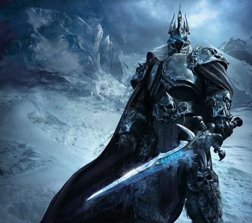 World of Warcraft: Wrath of the Lich King Mobile Horizontal wallpaper or background