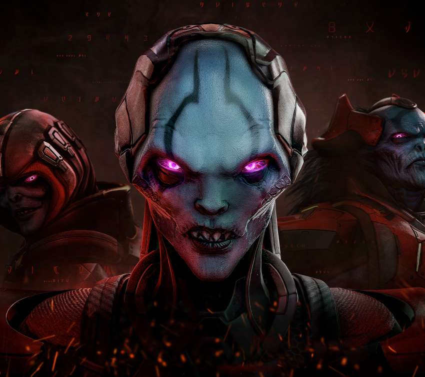 XCOM 2: War of the Chosen Mobile Horizontal wallpaper or background