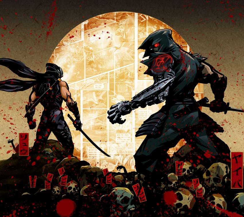 ninja gaiden wallpapers for desktop - photo #16