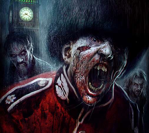 ZombiU Mobile Horizontal wallpaper or background