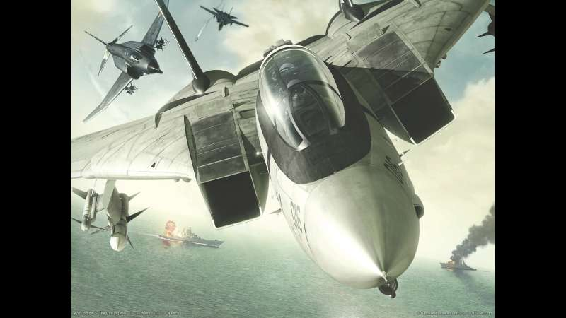 Ace Combat 5: The Unsung War wallpaper or background 01