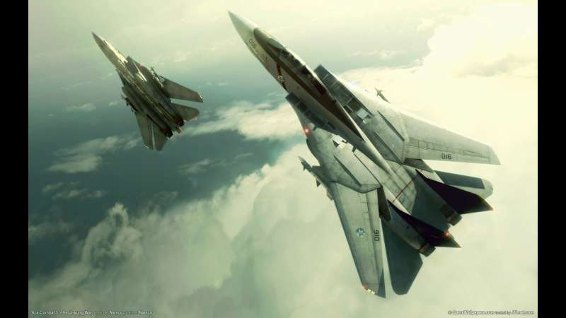 Ace Combat 5: The Unsung War wallpaper or background 02
