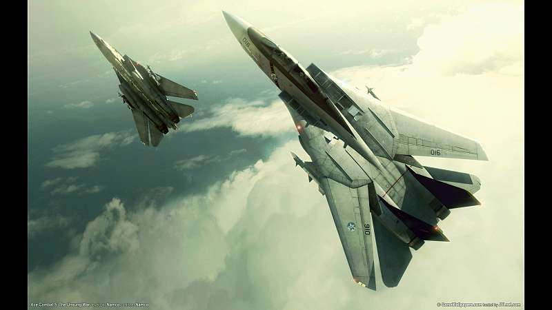 Ace Combat 5: The Unsung War wallpaper or background