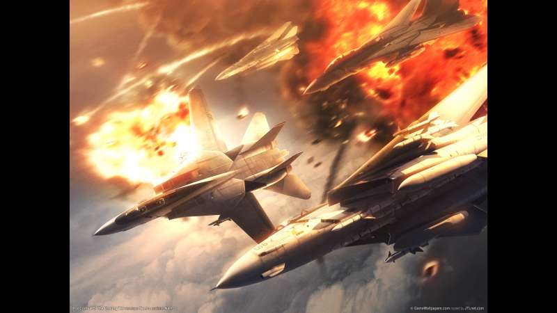 Ace Combat 5: The Unsung War wallpaper or background 03