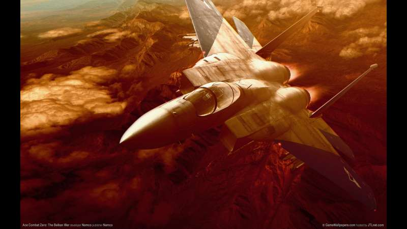 Ace Combat Zero: The Belkan War wallpaper or background 03