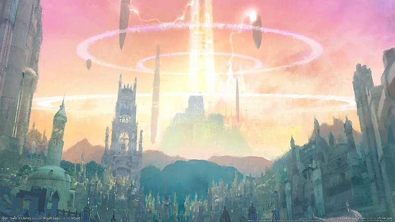 Aion: Tower of Eternity wallpaper or background