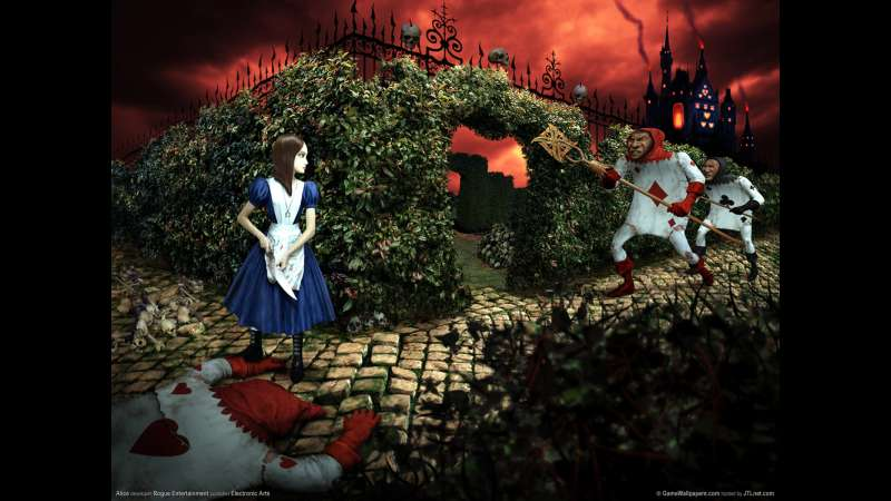 Alice wallpaper or background 10