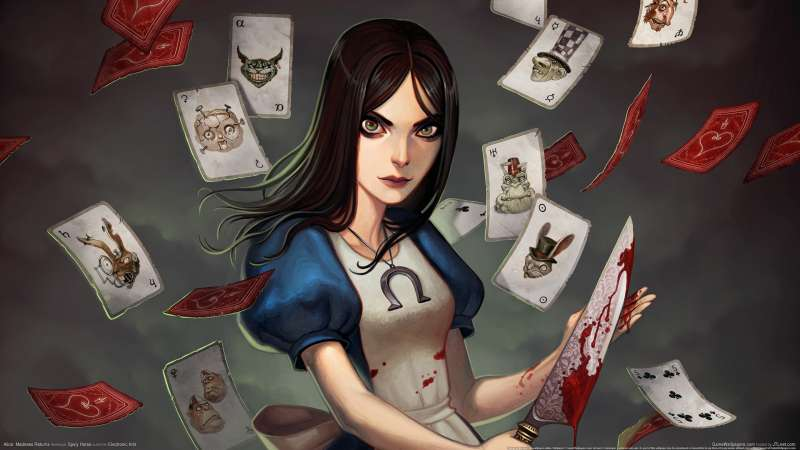 Alice: Madness Returns wallpaper or background