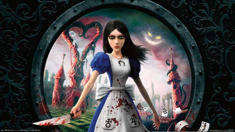 Alice: Madness Returns wallpaper or background 02