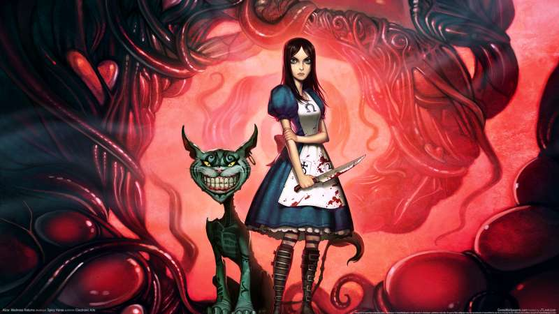 Alice: Madness Returns wallpaper or background 03