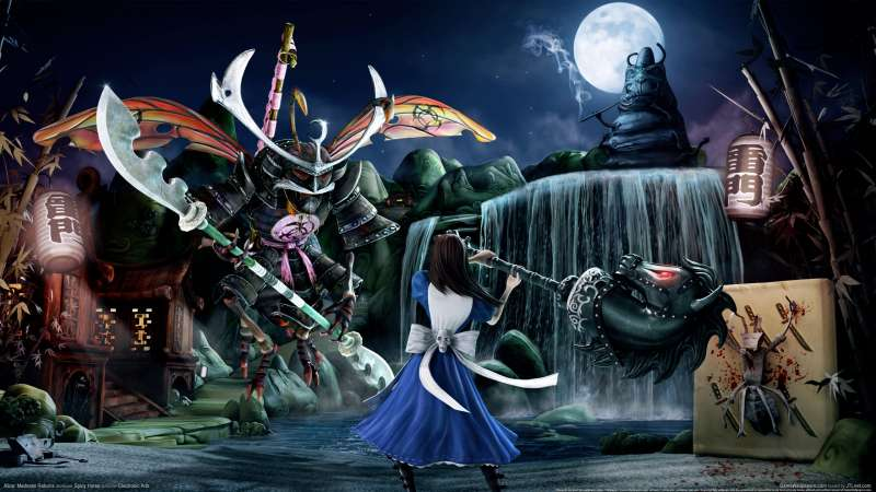 Alice: Madness Returns wallpaper or background 04
