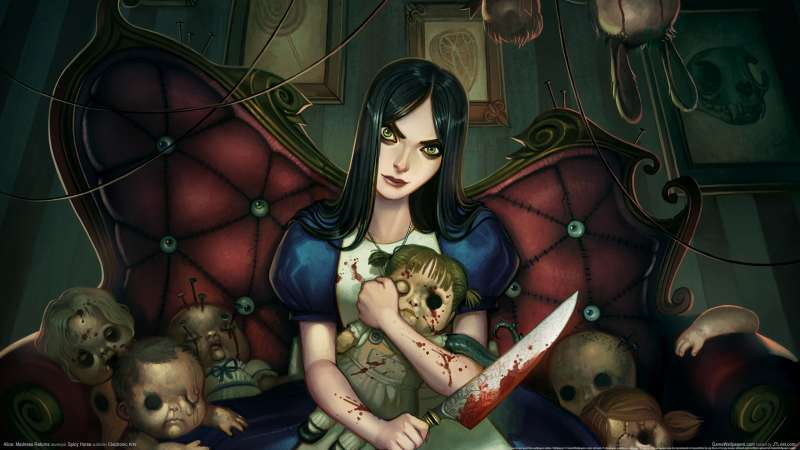 Alice: Madness Returns wallpaper or background 05