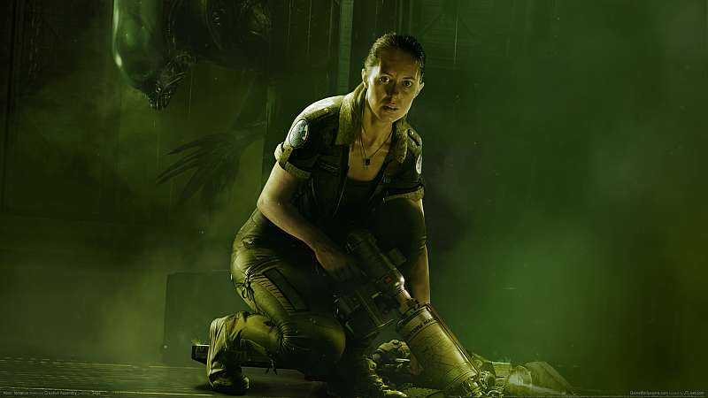 Alien: Isolation wallpaper or background