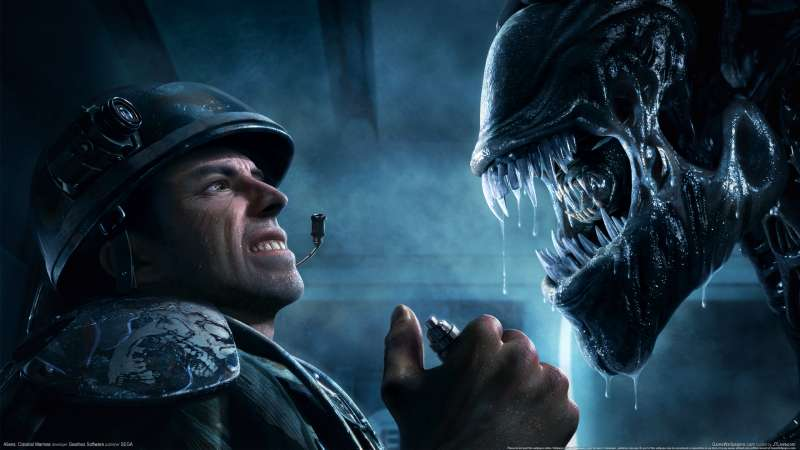 Aliens: Colonial Marines wallpaper or background