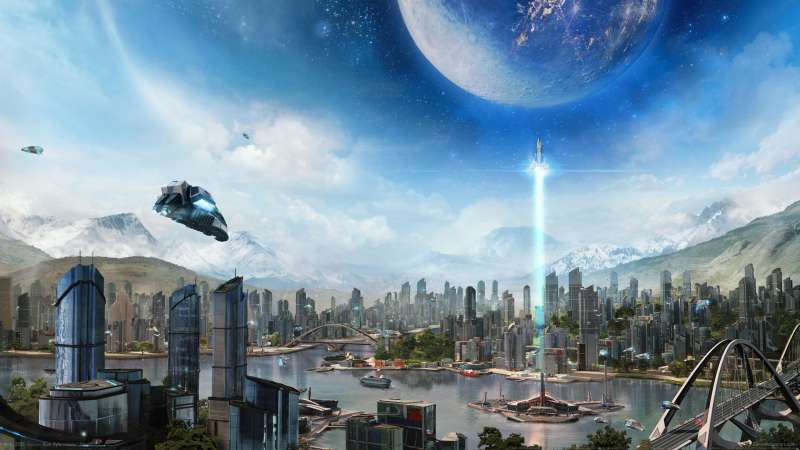 Anno 2205 wallpaper or background 01