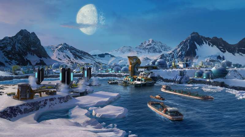 Anno 2205 wallpaper or background 03
