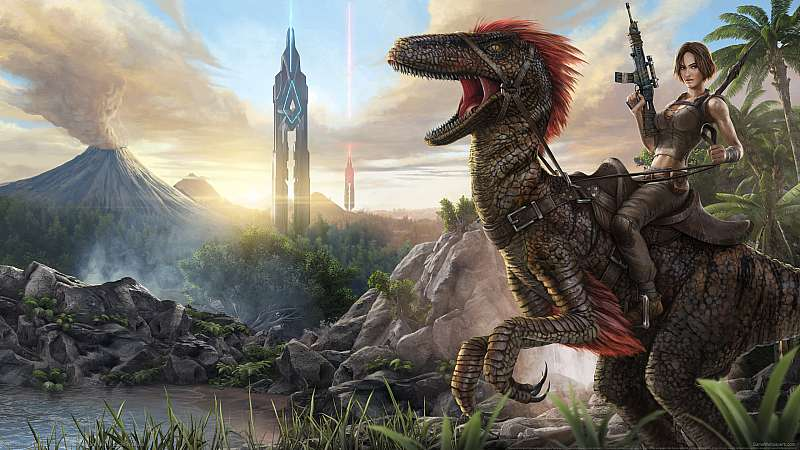 ARK: Survival Evolved wallpaper or background