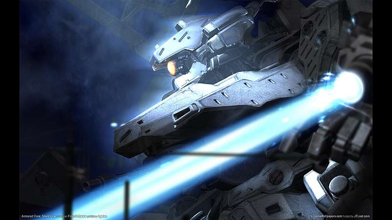 Armored Core: Silent Line wallpaper or background