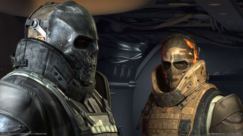 Army of Two wallpaper or background 03