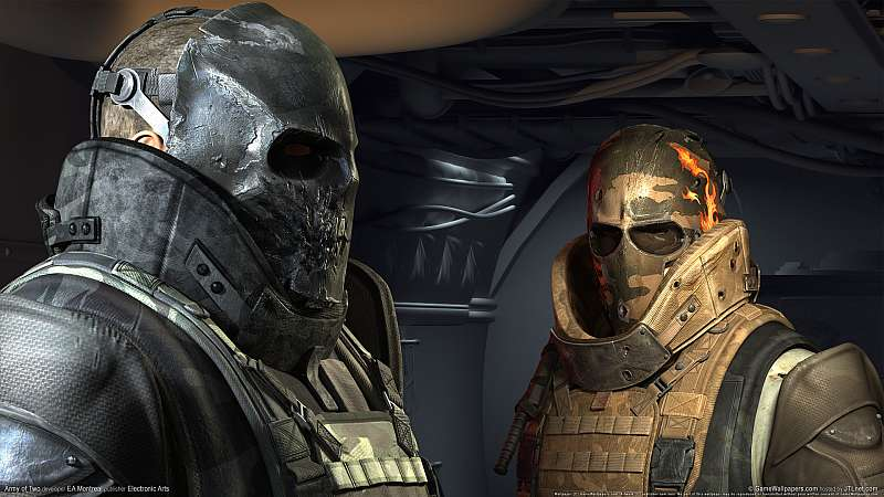 Army of Two wallpaper or background