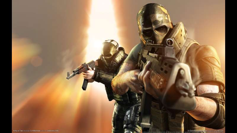 Army of Two wallpaper or background 04