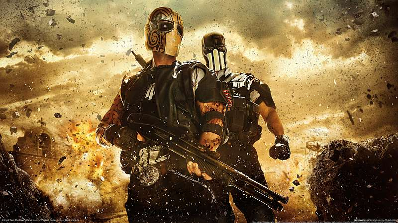 Army of Two: The Devil's Cartel wallpaper or background