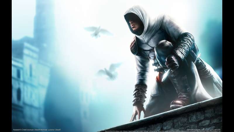 Assassin's Creed wallpaper or background 14