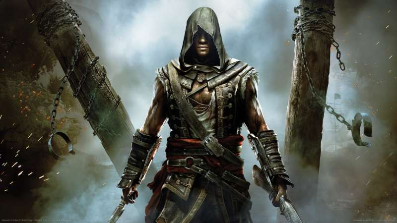 Assassin's Creed Freedom Cry Black Flag Game Setup