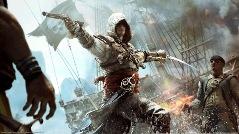 Assassin's Creed 4: Black Flag wallpaper or background 02