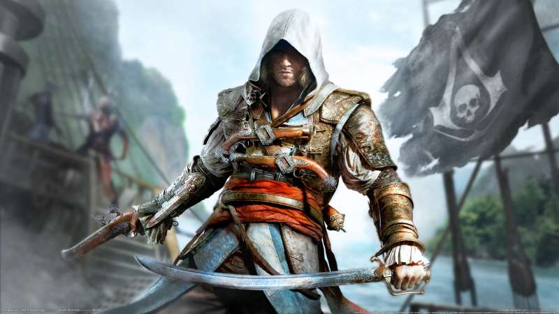 Assassin's Creed 4: Black Flag wallpaper or background 04