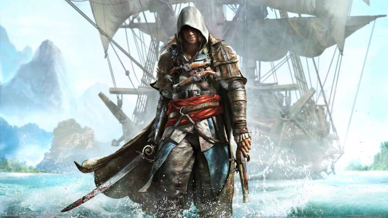 Assassin's Creed 4: Black Flag wallpaper or background 05