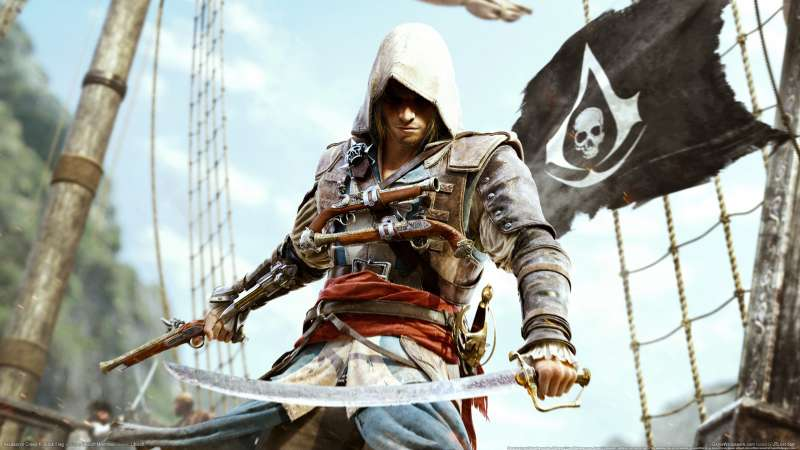 Assassin's Creed 4: Black Flag wallpaper or background 06