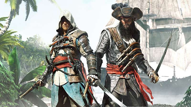 Assassin's Creed 4: Black Flag wallpaper or background