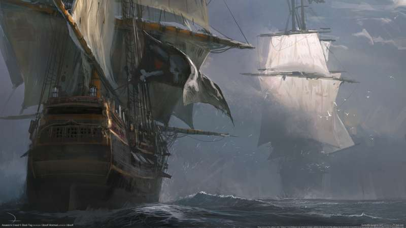 Assassin's Creed 4: Black Flag wallpaper or background 11