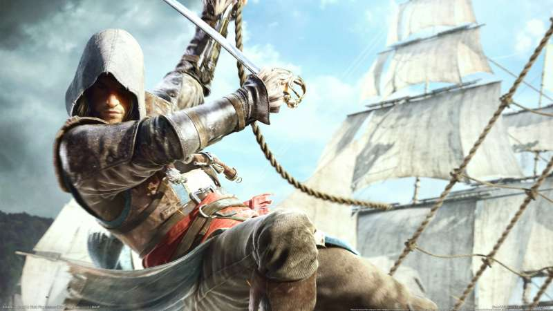 Assassin's Creed 4: Black Flag wallpaper or background 17