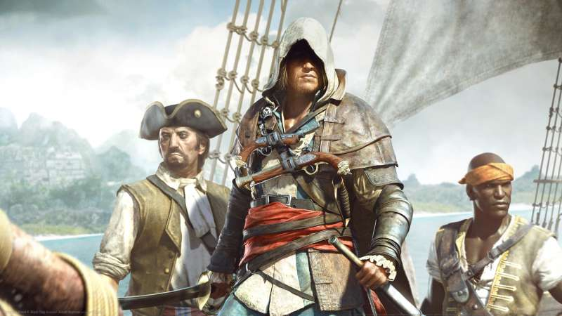 Assassin's Creed 4: Black Flag wallpaper or background 18