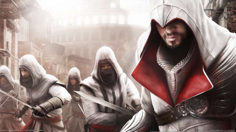Assassin's Creed: Brotherhood wallpaper or background 02