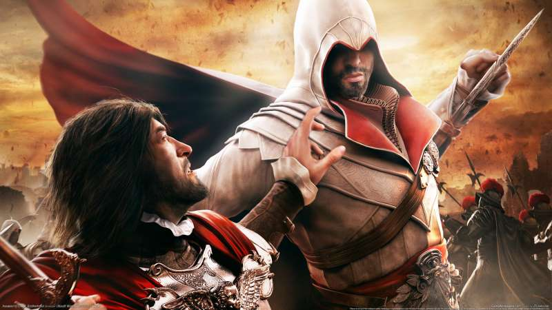 Assassin's Creed: Brotherhood wallpaper or background 03