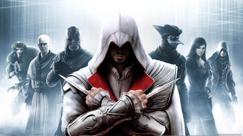 Assassin's Creed: Brotherhood wallpaper or background 04