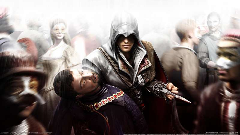 Assassin's Creed II wallpaper or background 02