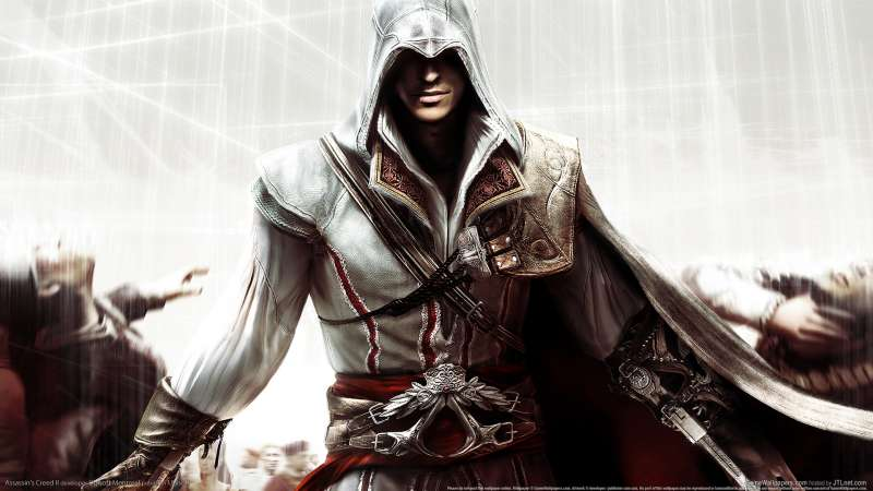 Assassin's Creed II wallpaper or background 03