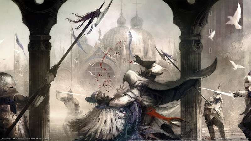 Assassin's Creed II wallpaper or background 06