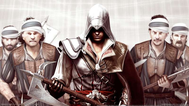 Assassin's Creed II wallpaper or background 07