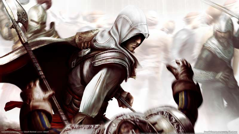 Assassin's Creed II wallpaper or background 08
